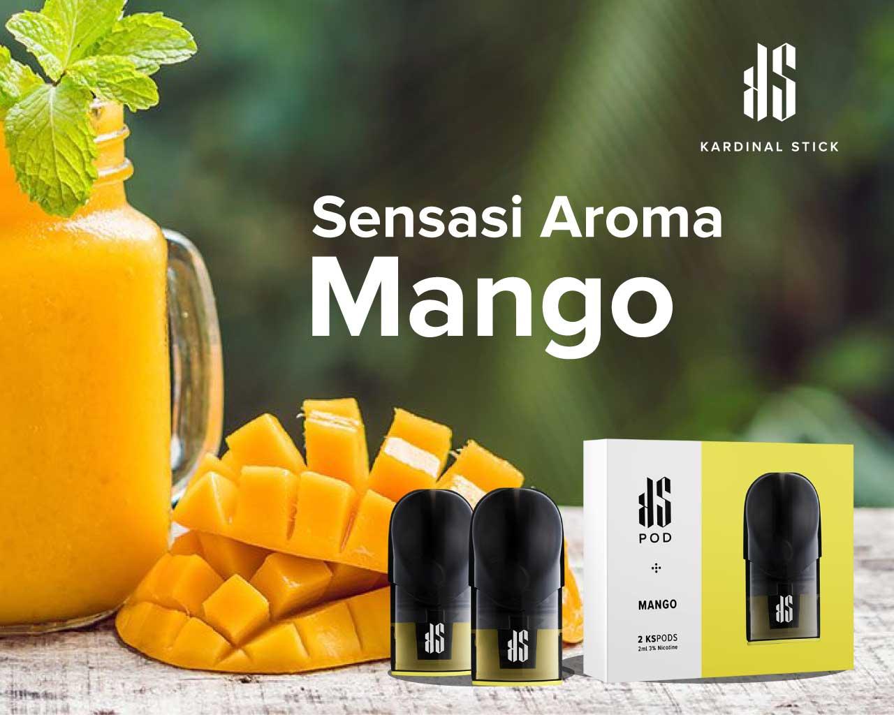 Sensasi Aroma Mango