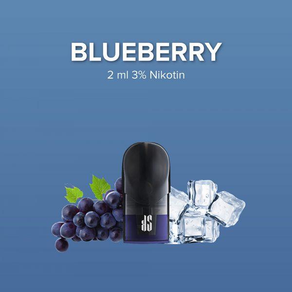 Kardinal Stick Pod Blueberry